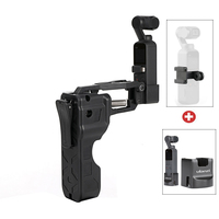 HOLD a 4th Axi Stabilizer Handle Grip Arm for DJI OSMO Pocket Flexiable Foldable Z Type Damping Stabilizer OSMO Pocket Accessory