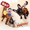 Montar A Caballo Perro de Halloween Ropa Para Mascotas Traje De Vaquero Divertido Novedad Partido Cosplay Ropa Ropa para Perros Mascotas 40