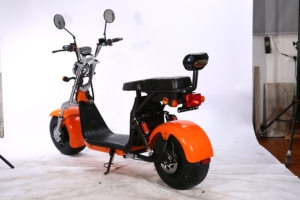 (EU STOCK)sc11+ Road legal EEC/COC 1500w 60v20ah/40ah removbale battery citycoco off road electric scooter