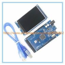 Smart Electronics 3.2 дюймов TFT ЖК-Экран Модуль Дисплея Ultra HD 320X480 ILI9341 + для Arduino MEGA 2560 R3 Совета 3.2 »320*480