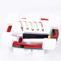 Freies verschiffen Löten Schneiden Taschenlampe Mini Schweißen Juwelier Sauerstoff Gas Smith Wenig Taschenlampe 5 Tipps Schmuck Werkzeuge stecker leichter
