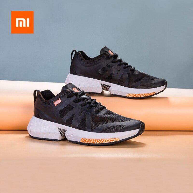 Xiaomi YUNCOO hommes chaussures légères antidérapantes transparentes MONO fil GOODYEAR composite semelle extérieure légère séchage rapide chaussures de sport