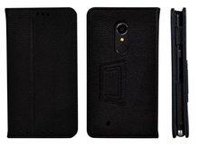 Para hp elite x3 teléfono personalizada cuero de la pu case back lujo del soporte de la cubierta + stylus foill