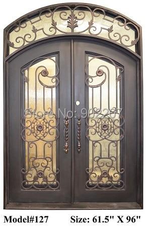 Hench 100% Steel Iron Doors  Model Hc-id126