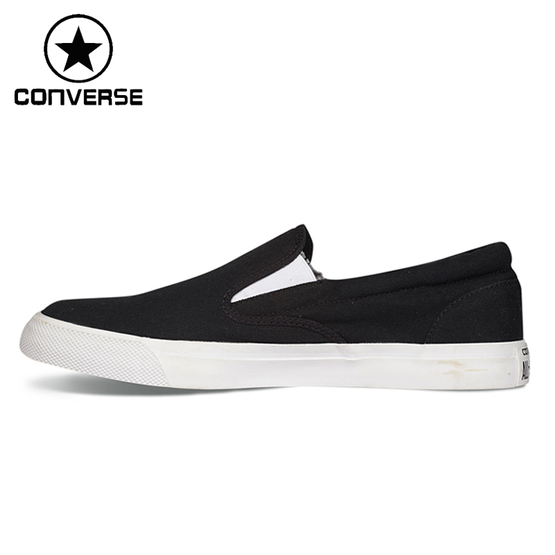 ФОТО Original New Arrival  Converse  Core Slip Unisex Skateboarding Shoes Canvas Sneakers