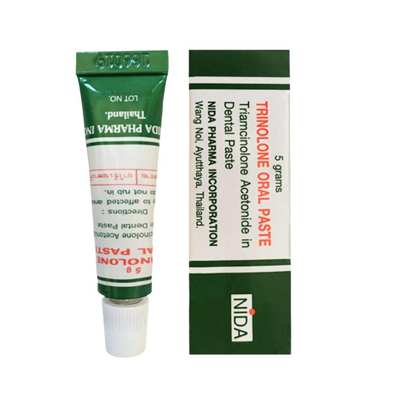 1pcs Mouth Ulcer Relief Gel Natural Herbal Oral Antibacterial Cream Fast Relief From Severe Pain & Irritation Oral Care