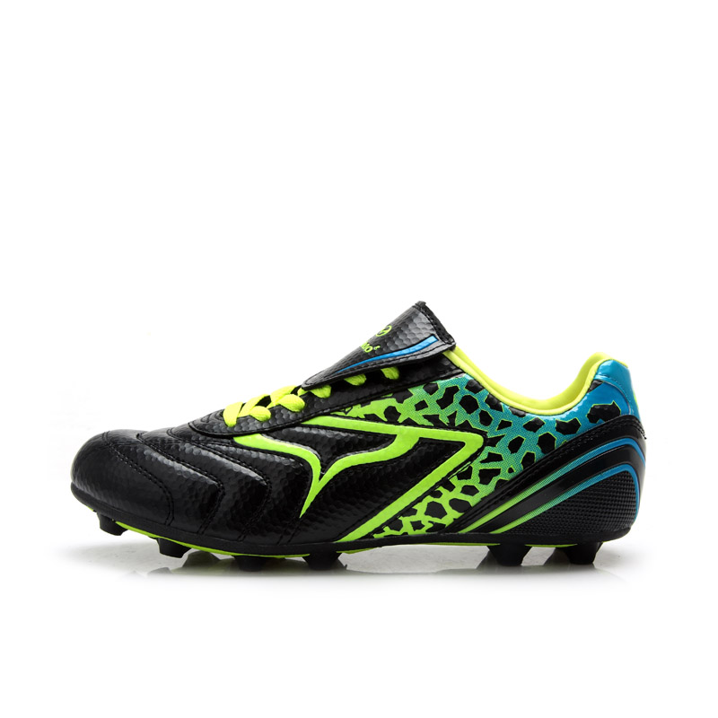 TIEBAO C15524 Professional Men Outdoor Football Boots, Rubber Athletic Racing Soccer Boots, Training Football Shoes. tiebao a1220a professional men indoor football boots turf athletic racing soccer boots training football shoes