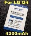 4200 mah bl-51yh 51yh bl batería de uso de la batería para lg g4 h810 VS999 V32 VS986 LS991 F500L F500 F500S F500K H815 H81 H818 H819