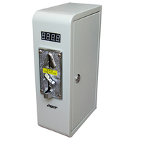 Coin timer control box for vending machine