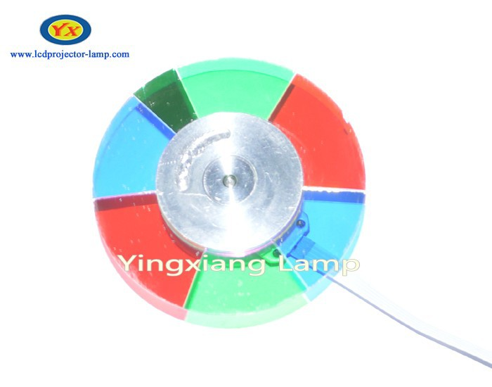 Projector Color Wheel for Projector Infocus IN82 X10 mp620 mp622 mp625 projector color wheel mp620 mp622 mp625