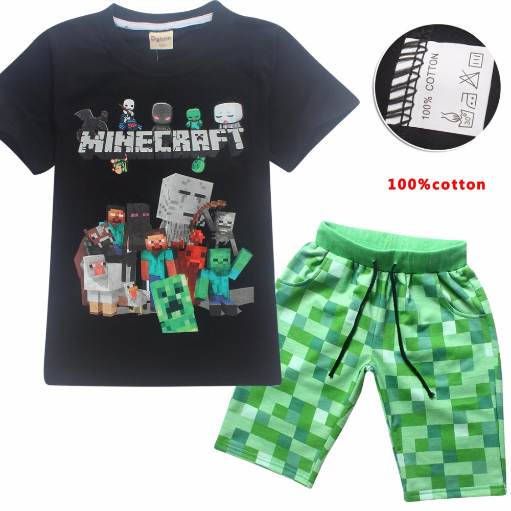 1900cf33 Minecraft Child T Shirt – EDGE Engineering and Consulting Limited