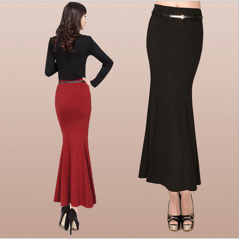 Popular Long Skinny Skirts-Buy Cheap Long Skinny Skirts lots from ...