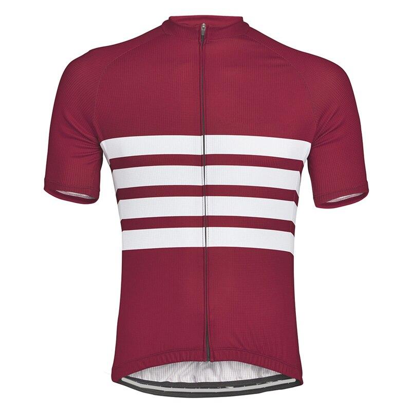 Tinkki tecidos Respiráveis dos homens Ciclismo Jersey Curto Maillot Manga ciclismo Verão Bicicleta de Estrada de Bicicleta Camisas 3 cores # XT-063