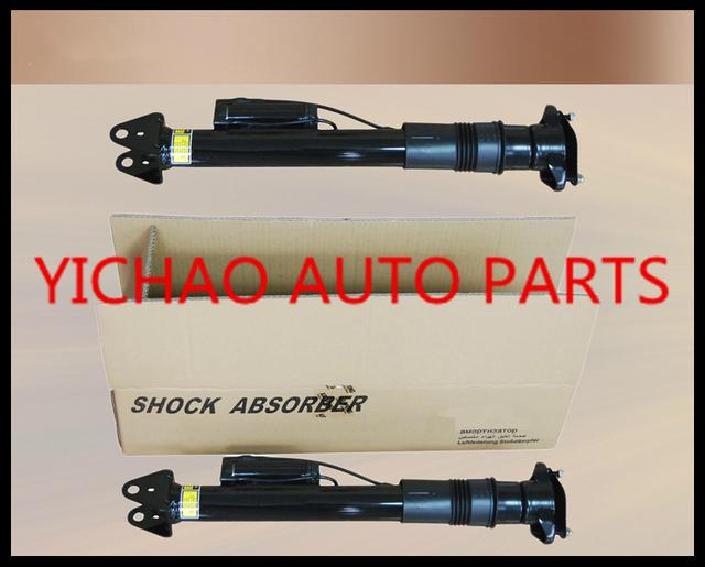 1 Par Trasero Izquierdo + Derecho Amortiguador de Suspensión de Aire con ANUNCIOS de Mercedes Clase GL X164/M-class W164 OE #1643200731