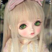 BJD / SD doll bambi 1/4 baby girl doll birthday Christmas gift(China)