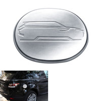 Fuel Tank Cover Oil Gas Door Cap Trim Panel Lid ABS For 2014 Range Rover Sport Car Styling Auto Accessories