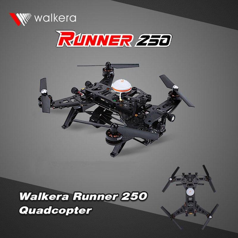 Walkera Runner 250 RTF FPV Drone with Camera OSD Module Goggle 2 DEVO 7 Racer Modular Design 250 Racing Quadcopter