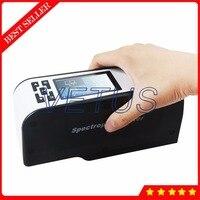WS70 16mm Measuring Caliber Portable Handheld Spectrophotometer Spectro Photometer for Liquid Powder Pulp Measure