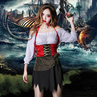 Brands WYB Dance Costume Halloween party skirt Special offer Cosplay clothing Pirates of the Caribbean costumes