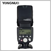 YONGNUO YN560Li Power Supply Flash Speedlite GN58 2.4G For Canon For Nikon Pentax Olympus DSLR Cameras