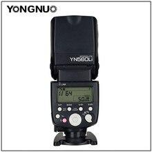 YONGNUO fuente de alimentación YN560Li, Flash, Speedlite, GN58, 2,4G, para cámaras Canon, Nikon, Pentax, Olympus, DSLR