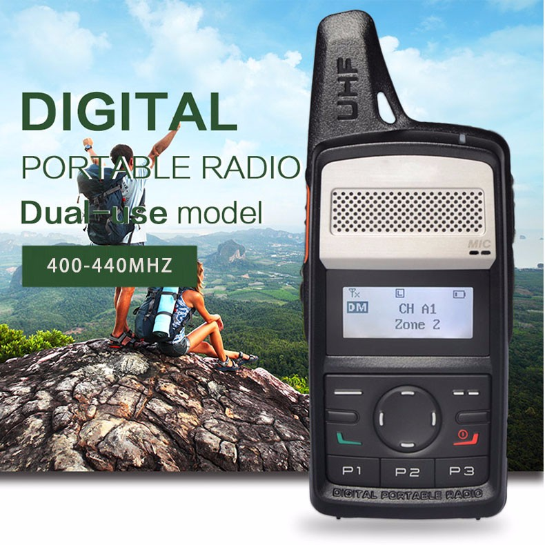 Hytera PD 365 walkie talkie UHF Walkie talkies for hunting frequency portable PD365 walkie talkies Ham