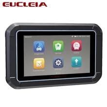 EUCLEIA S7C полный Системы Профессиональный OBD2 Автомобильный сканер Поддержка двигателя/ABS/подушки безопасности/коробка передач/EPB OBDII диагностический инструмент