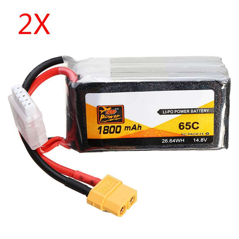 Best Deal Rechargeable Lipo Battery ZOP Power 14.8V 1800mAh 65C 4S Lipo Battery XT60 Plug антенна texas 1800 power где