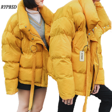 2017 Winter New Loose Zipper Men's Down Jackets Fashion Casual Thick Warm Down Parkas Jackets Men Hooded Padded Coats