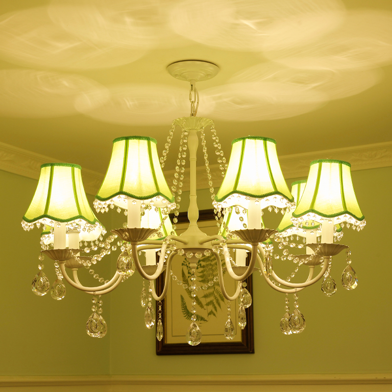 Continental warm bedroom Nordic garden creative childrens clothing store personality Korean simple chandeliersContinental warm bedroom Nordic garden creative childrens clothing store personality Korean simple chandeliers