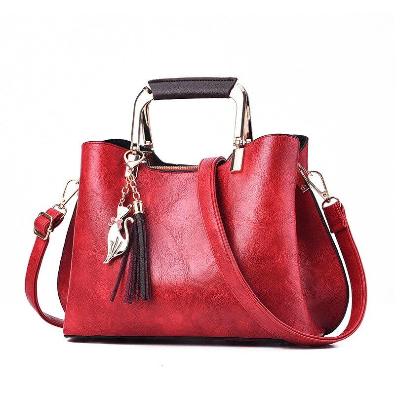 2019 элегантная сумка на плечо женская дизайнерская роскошная сумка женские сумки с бахромой кулон милая сумка через плечо для женщин