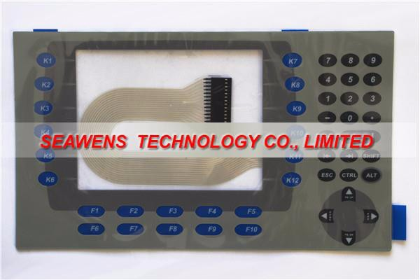 где купить 2711P-K7C15D2 2711P-B7 2711P-K7 series membrane switch for Allen Bradley PanelView plus 700 all series keypad , FAST SHIPPING дешево