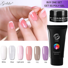 Poly Gel Products Remover Designs Nail Polish Extensions Varnish Lacquer Uv Lamp Accessories Set No Chip
