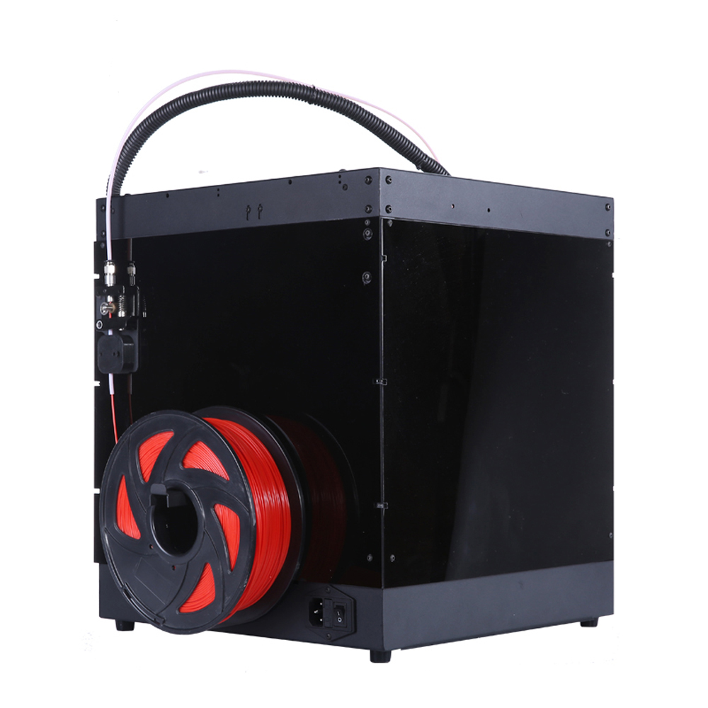 Nouvelle Version Flyingbear-Fantôme 3d Imprimante en métal plein cadre Haute Précision 3d kit imprimante avec Wifi Modèle Fonction