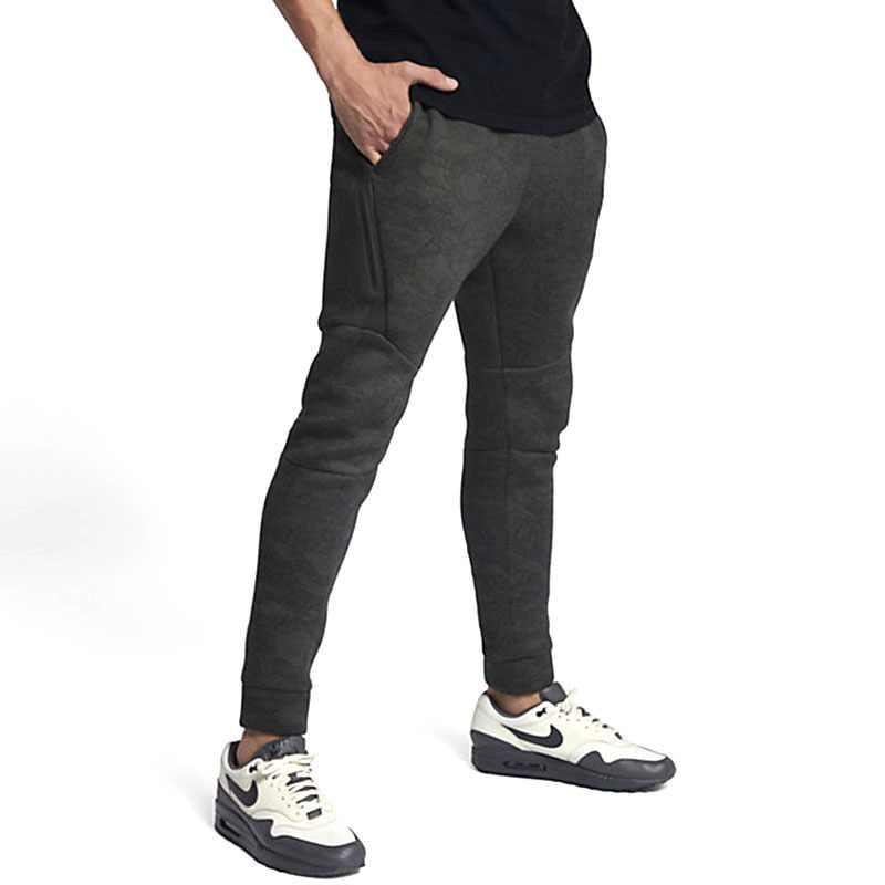 da23e8e63 ... Original New Arrival NIKE NSW TCH FLC PANT FLC JQRD Men s Pants  Sportswear
