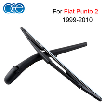 "Oge 14"" Rear WIper Arm And Blade For Fiat Punto 2 1999-2010 High-Quality Natural Rubber Car Accessories"