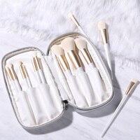 FOCALLURE 12PCS Makeup Brushes set Snow elf professional suitable for Eyeshadow foundation powder Luxury Makeup Brush Set Tools