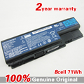 8cell AS07B31 original Laptop Battery for acer Aspire 5520 5720 5920G 5930G 6920G 6930G 7520G 7330 5930G AS07B51 5710 8730 8930