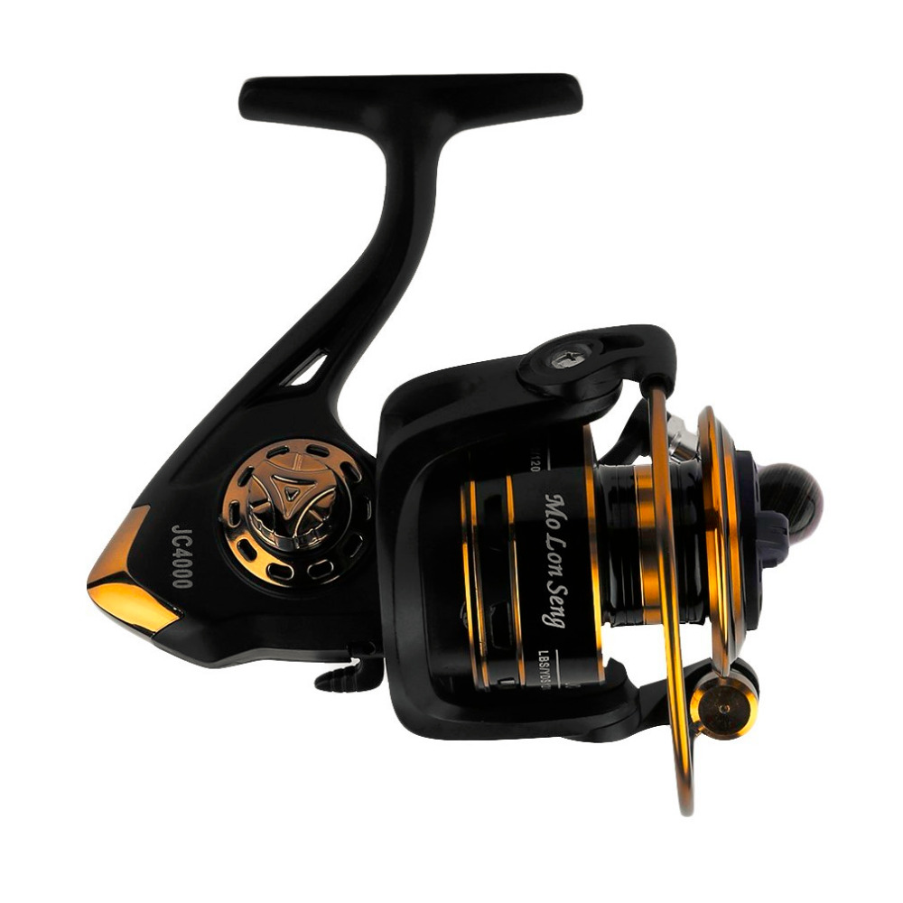 13+1B Distant Wheel Zinc alloy Wire Cup CNC Metal Rocker Unidirectional Bearing Spinning Type Fish Lures Reel <font><b>Fishing</b></font>