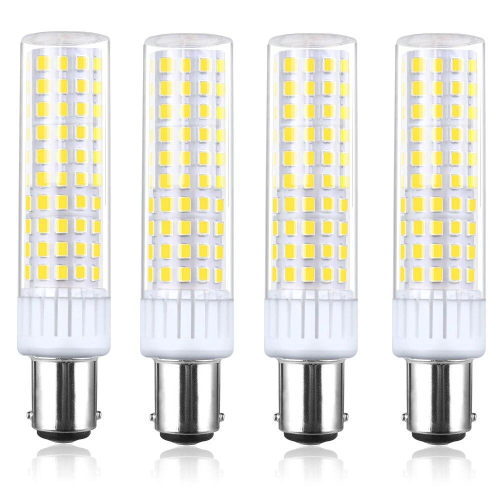 Aliexpress Com Buy Ba15d Led 110v 220v Bulb Double