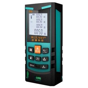 Image 5 - Mileseey Laser Telemetro Laser Digitale Tester di Distanza laser range finder distanza misuratore strumento