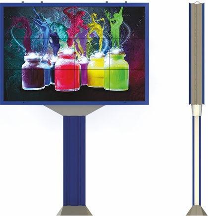 LEEMAN LEVOU P10 RGB --- Função de Exibição de Vídeo e Full Color Chip de Tubo quente novos produtos de alta definição