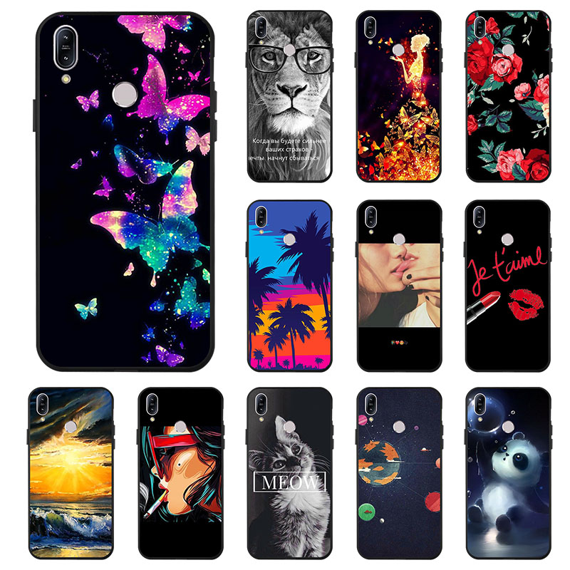 Ojeleye Fashion Silicon Case For Asus Zenfone Max M2 ZB633KL Cases Anti-knock Phone Cover For Asus Zenfone Max M2 ZB632KL Covers