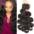 Brazilian Virgin Hair Body Wave 4 Bundles Wet and Wavy Brazilian Hair Rosa Hair Products Grade 8A Mink Brazilian Virgin Hair