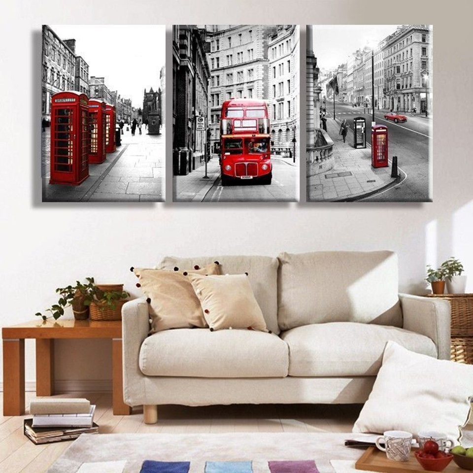 Aliexpress.com : Buy Wall Art Pictures HD Printed Living