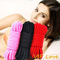 10M Fetish Alternative Slave Bondage Rope Restraint Cottontied Rope Sex Toy For Couples Adult Game Bdsm Roleplay Sex Toys
