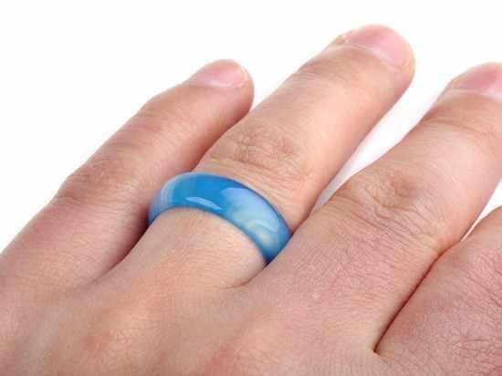 10 ชิ้น/ล็อตแฟชั่น Lady ผู้หญิง Multicolor หินธรรมชาติแหวนผู้ชายแหวน Charm หินธรรมชาติแหวนเครื่องประดับคุณภาพสูงขายส่ง