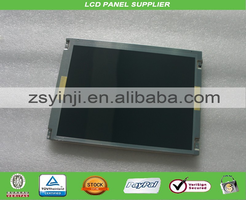 10.4'' Lcd Panel For Injection Molding Machine Vs-180 Eu 8000c Good Heat Preservation