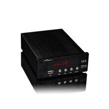 TRASAM M4 Wireless Bluetooth Amplifier USB/APE/FLAC Lossless Player Digital Audio Amplifier 50W+50W DC12-24V