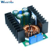 300W XL4016 DC DC 최대 9A 스텝 다운 벅 컨버터 5 40V ~ 1.2 35V 조정 가능한 전원 공급 장치 모듈 Arduino 용 LED 드라이버
